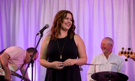 Entertainment: Jayme Giesbrecht | The Soul Revue Band