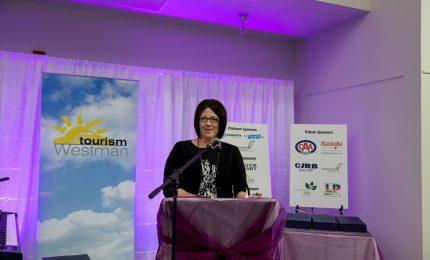 Tourism Westman President, Liza Park